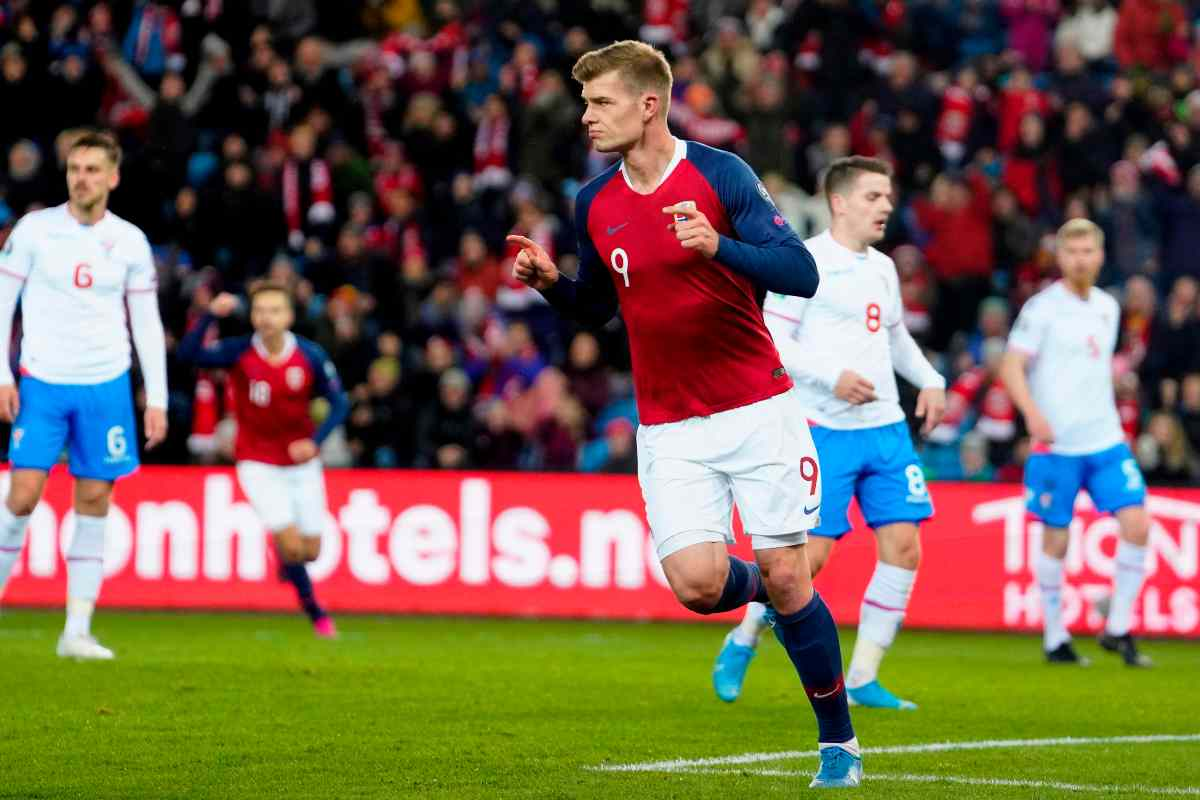 Norvegia Calcio