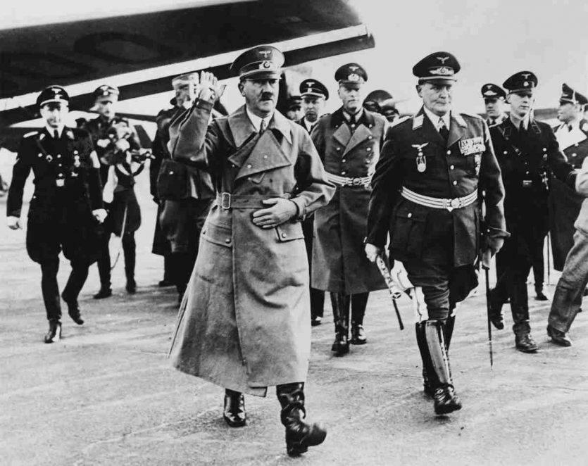 Asta cimeli Hitler