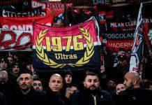 Luca Lucci capo ultrà milanista gravi accuse