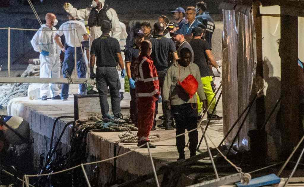Naufragio a Lampedusa donne morte