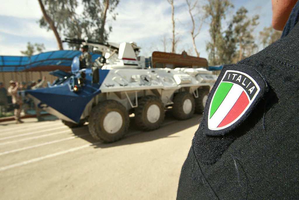 I cinque soldati feriti in Iraq sono rientrati in Italia