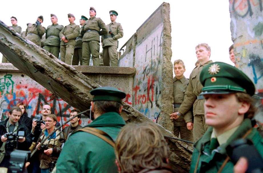Muro di Berlino 30 anni Caduta