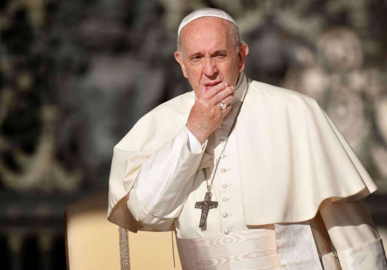 Giornata Mondiale dei Poveri Papa Francesco pranzo Vaticano