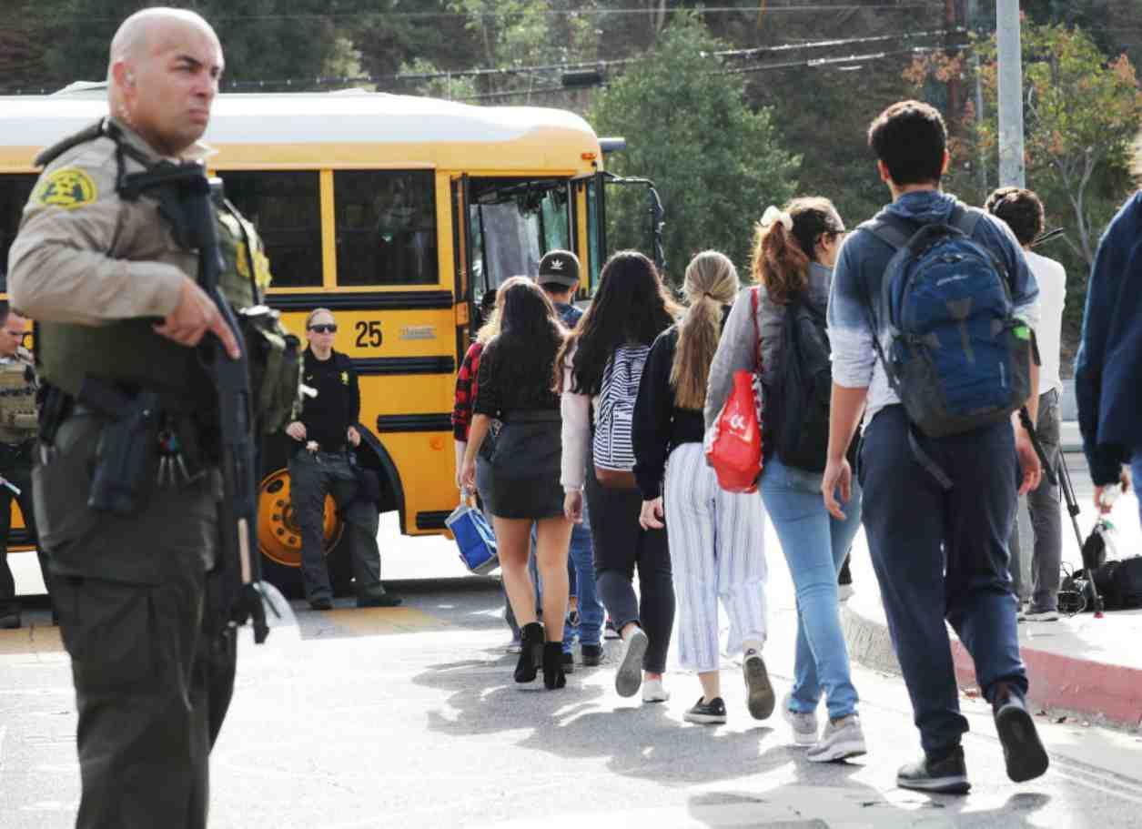 California sparatoria liceo