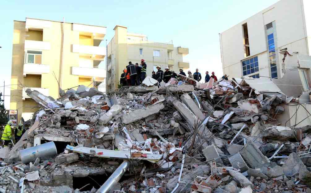 Terremoto Albania 21 morti