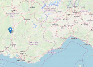 Terremoto Francia