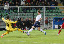 Calcio Italia record: 9-1 Armenia