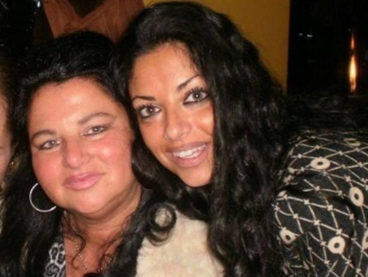 Tiziana Cantone con la mamma