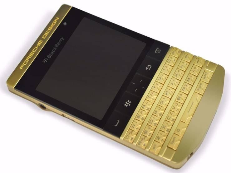 Il Blackberry da collezione (jamesedition.com)