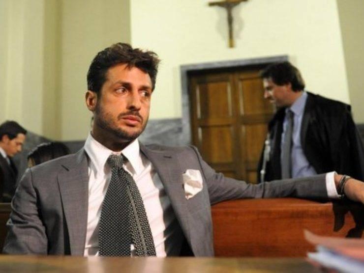 Fabrizio Corona in tribunale (ilmessaggero.it)