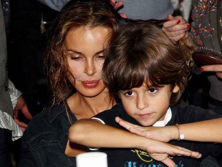 Carlos e la mamma