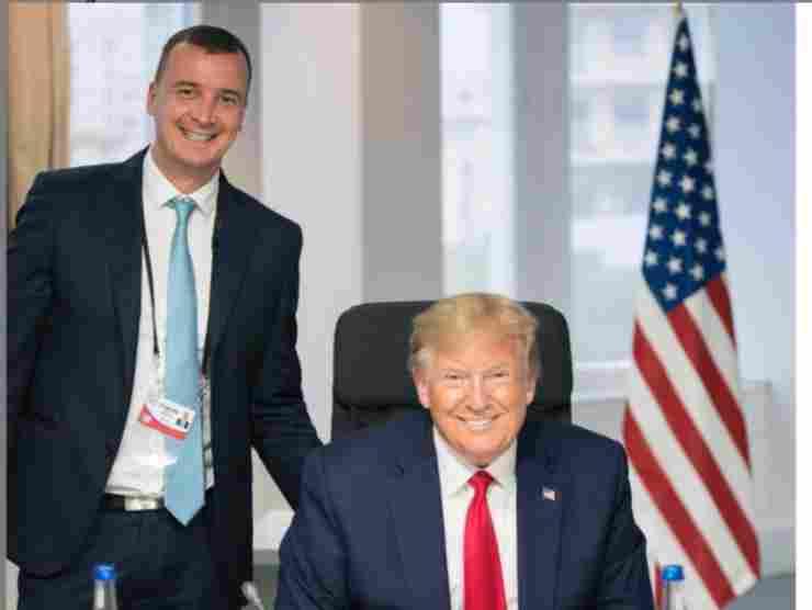 Casalino e Trump