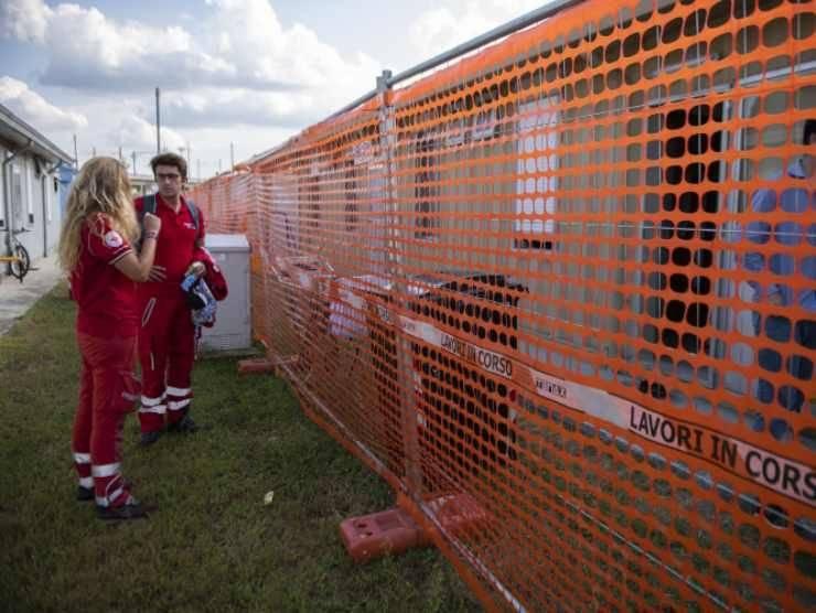 Croce Rossa Italiana (Getty Images) 2