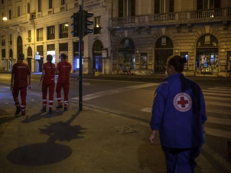 Croce Rossa Italiana (Getty Images) 3