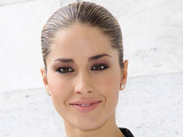 Elena Santarelli può tornare a sorridere (Getty Images)
