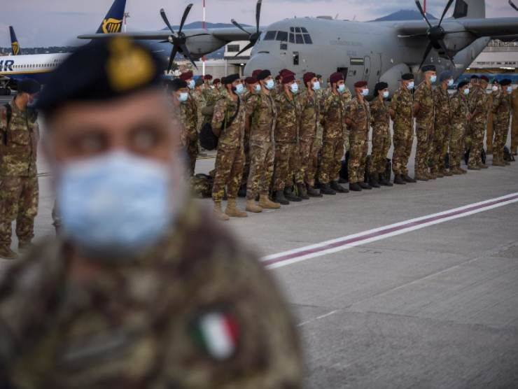 Esercito Italiano (Getty Images) 2