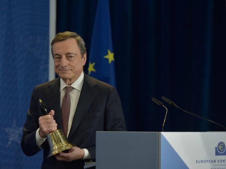 Mario Draghi Presidente del Consiglio (Getty Images)