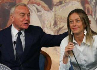 Giorgia Meloni (Getty Images)