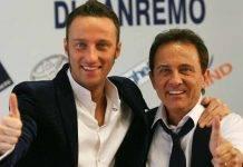 Roby Facchinetti e Francesco Facchinetti (Getty Images)