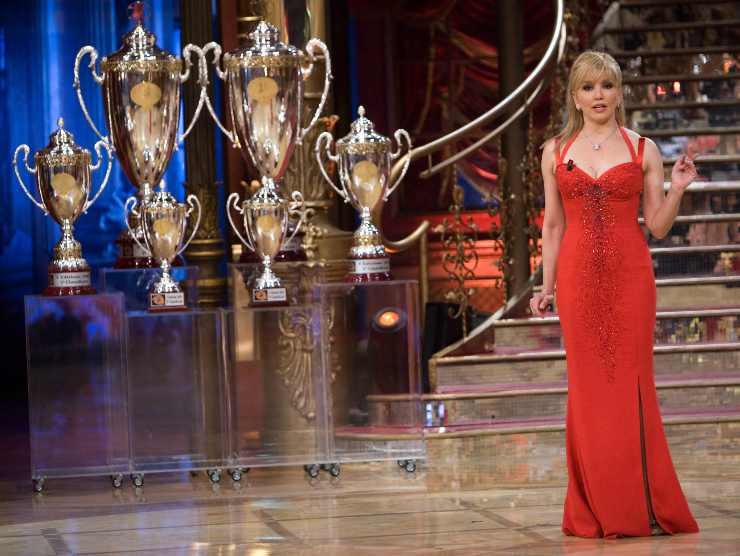 Milly Carlucci a Ballando con le Stelle (Getty Images)