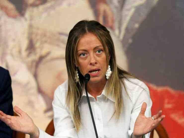 Giorgia Meloni (Getty Images) 2