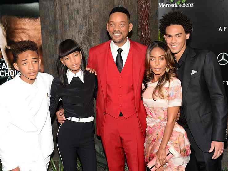 La famiglia Smith