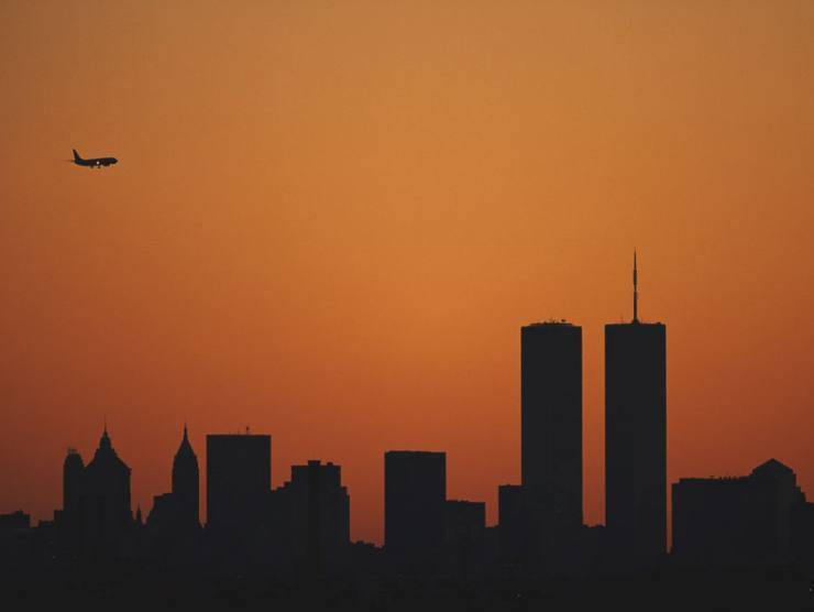 Lo skyline di NY (GettyImages)