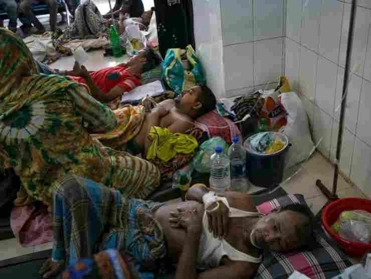 Malati di Dengue