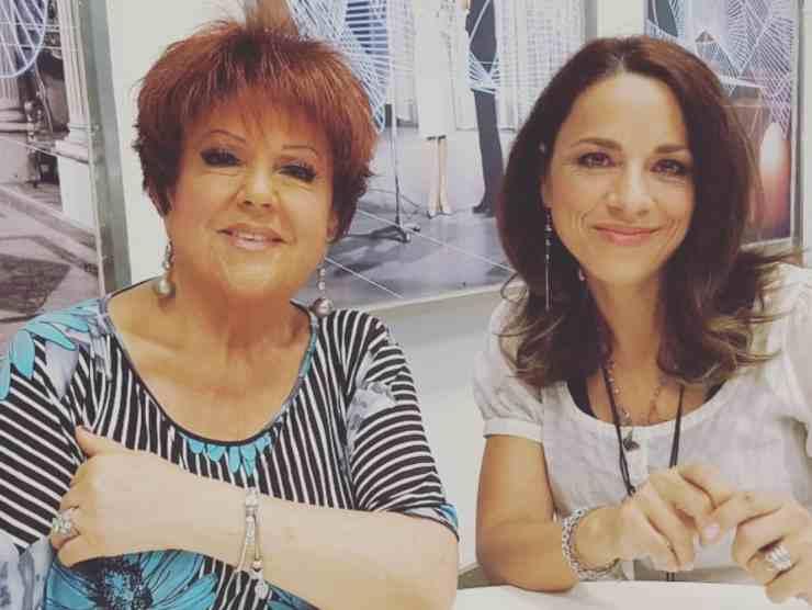 Orietta Berti e Valeria Rossi