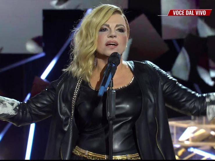 Francesca Alotta a Tale e Quale Show (ascoltitv.it)