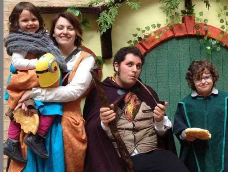 la famiglia Hobbit di Nicolas Gentile