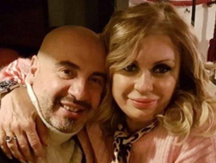 Tina Cipollari e Vincenzo Ferrara (www.gossipetv.com)