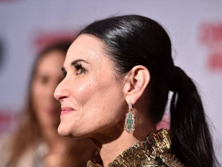 Demi Moore (Getty Images) 2