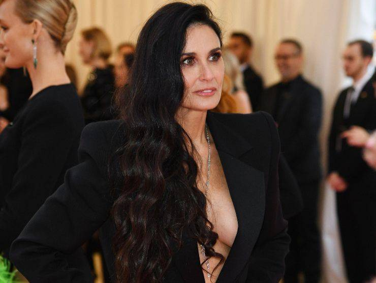 Demi Moore (Getty Images) 3