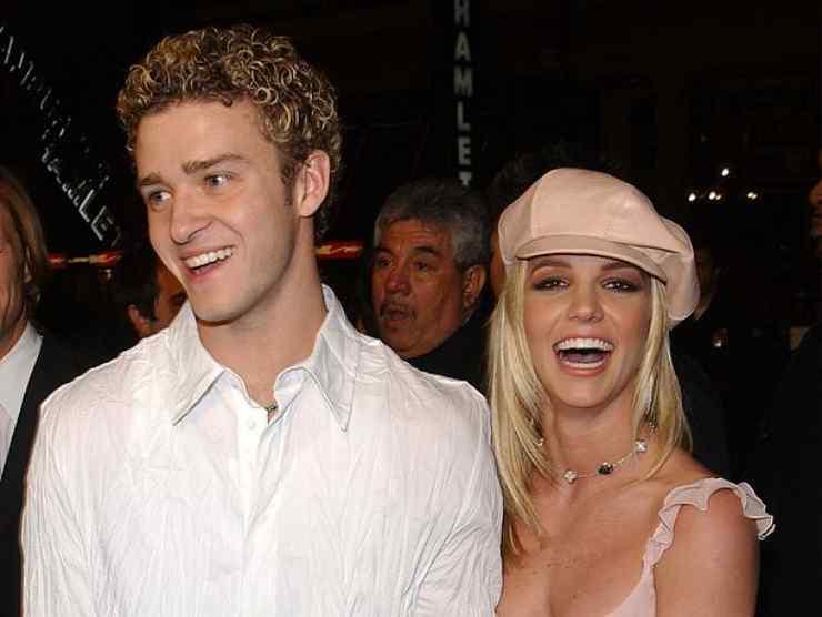 La Spears e Timberlake