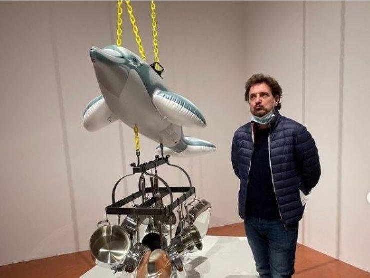 Leonardo Pieraccioni (Instagram)