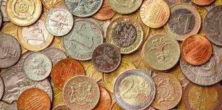 Collezione di monete (web source)