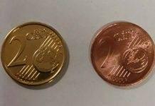 Monete da 2 centesimi (Ebay)