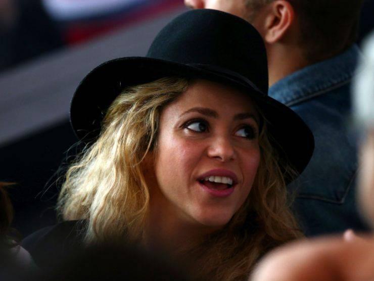 Shakira (Getty Images) 2