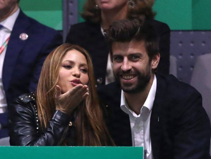 Shakira e Piquè (Getty Images)