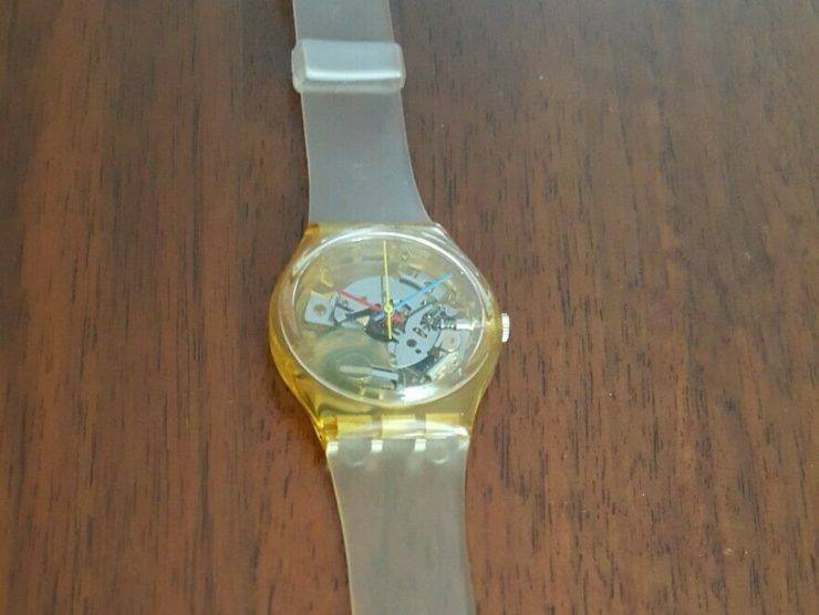 Swatch in vendita (Ebay) 2