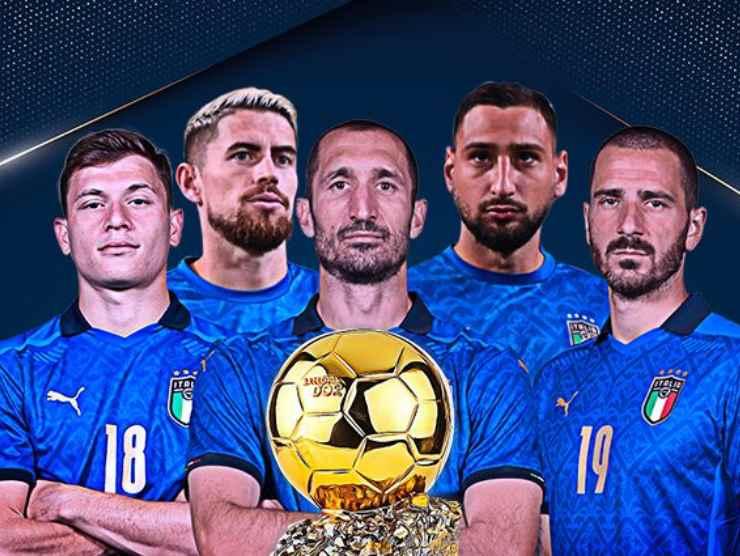 Candidati al Pallone d'oro