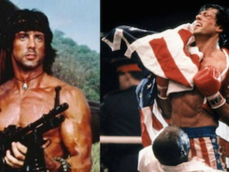 Rambo e Rocky