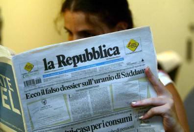 La Repubblica (getty images)