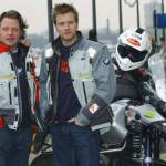 Moto Guzzi: Ewan McGregor testimonial della nuova California 1400