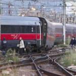 """Roma Termini: collisione fra due treni Frecciarossa, 6 feriti. Il macchinista: """"Sono tranquillo, viaggiavo sotto i 30 km/h"""""""