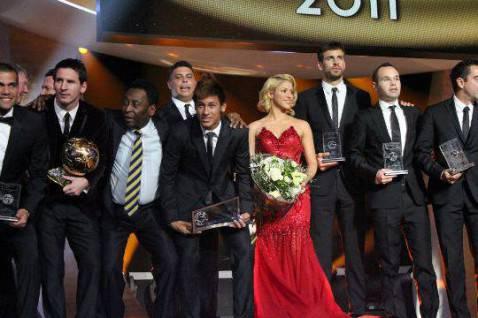 381305 10150578778759560 5027904559 8623875 1767795342 n 478x318 Shakira: serata di gala a Zurigo per premiare i migliori giocatori del mondo (fotogallery)