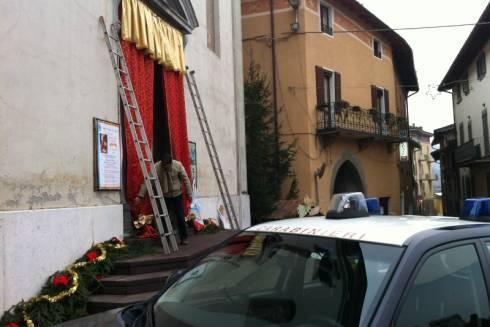 Brescia, si presenta nudo in chiesa il giorno di Natale: ricoverato in psichiatria