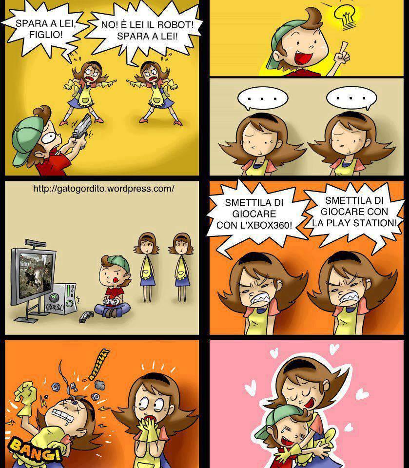 L'effetto dei videogame