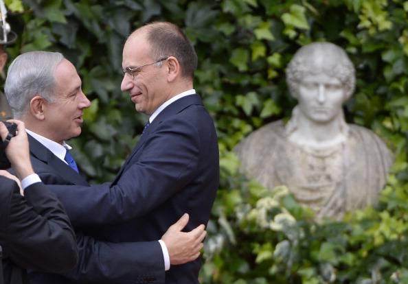 Vertice Italia-Israele. Letta con Netanyahu per cooperare verso la crescita